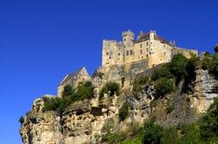Château de Beynac images libres de droits