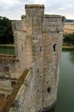 Château de Bodiam images libres de droits