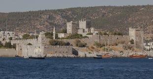 Château de Bodrum Images stock