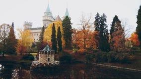 Château de Bojnice image libre de droits