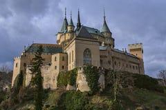 Château de Bojnice Photographie stock