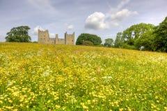 Château de Bolton photos libres de droits