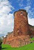 Château de Bothwell en Ecosse Photographie stock