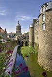Château de Boulogne-sur-Mer imagenes de archivo