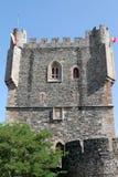 Château de Braganca, Tras-OS-Montes, le monument national du Portugal Photographie stock
