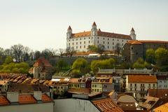 Château de Bratislava Images libres de droits