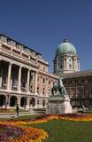 Château de Buda à Budapest Images stock