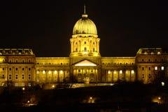 Château de Buda Image libre de droits