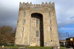 Château de Bunratty Image libre de droits