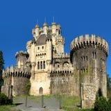 Château de Butron Images libres de droits