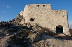 Château de Cachtice Images libres de droits