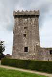 Château de cajolerie en Irlande Photo stock