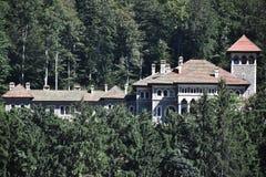 Château de Cantacuzino Image libre de droits