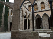 Château de Cardona Images libres de droits