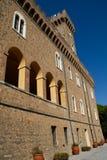 Château de Castiglioncello photos stock