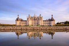 Château de Chambord lizenzfreie stockfotografie