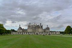 Château de Chambord fotografía de archivo