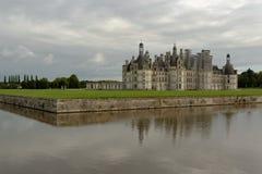 Château de Chambord Fotografía de archivo libre de regalías