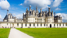 Château de Chambord photo stock