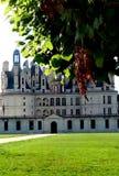 Château de Chambord fotografia stock libera da diritti