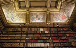 Château de Chantilly, library,  Oise, France Royalty Free Stock Photos