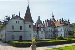 Château de chasse de Schonborn Photo libre de droits