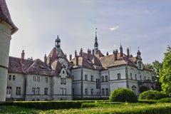 Château de chasse de Schonborn Photographie stock