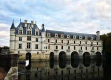 Château de Chenonceau Fotografie Stock Libere da Diritti