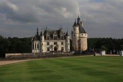 Château de Chenonceau em França fotografia de stock royalty free