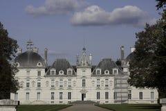 Château de Cheverny Lizenzfreie Stockfotos