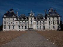 Château de Cheverny Imágenes de archivo libres de regalías