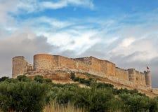 Château de Cid Photos stock