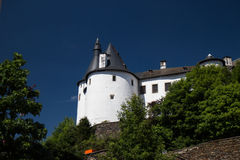 Château de Clervaux Photos stock