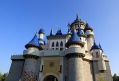 Château de conte de fées photographie stock