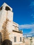Château de Conversano. Apulia. Photo stock