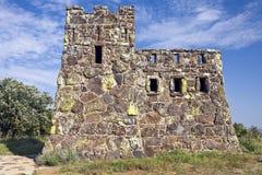 Château de Coronado Photos stock