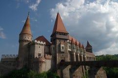 Château de Corvin Image libre de droits
