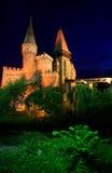 Château de Corvinesti Images libres de droits