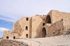 Château de croisé d'Al Karak /Kerak, Jordanie Image libre de droits