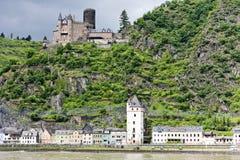 Château de Cutts Image libre de droits