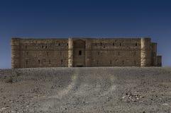 Château de désert image libre de droits