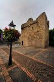 Château de Dalkey Images libres de droits