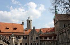 Château de Dankwarderode, Brunswick Image libre de droits