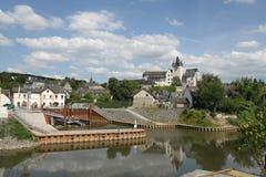 Château de Diez Images stock