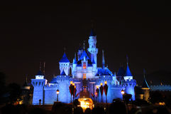 Château de Disney Photo libre de droits