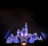 Château de Disneyland photographie stock libre de droits