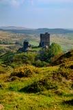 Château de Dolwyddelan dans Snowdonia, Pays de Galles, R-U Photographie stock libre de droits