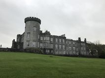 Château de Dromoland Images libres de droits