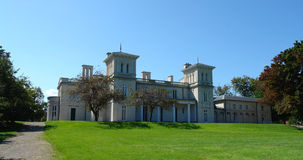 Château de Dundurn, Hamilton Photo stock