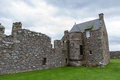 Château de Dunnottar Image libre de droits